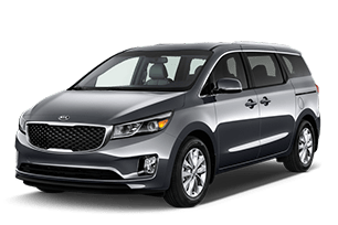 Kia Sedona or Similar