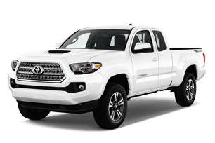 Toyota Tacoma or Similar
